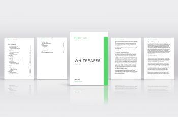 Elitium Whitepaper Cover