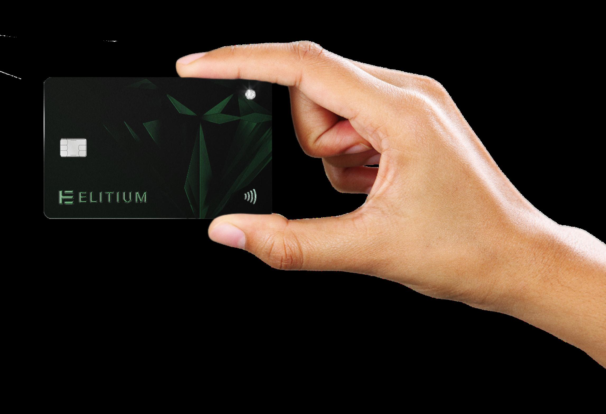 Elitium Crypto Card